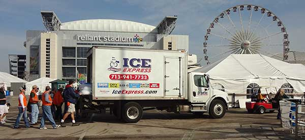 Houstons Best Ice Delivery Service