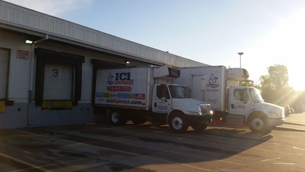 Ice Delivery For Any Project
