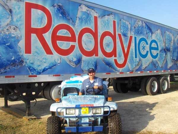 Reddy Ice Trailers