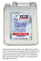 Snow Fluid for Man Made Snow