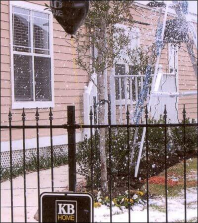 Snow Machine In Houston