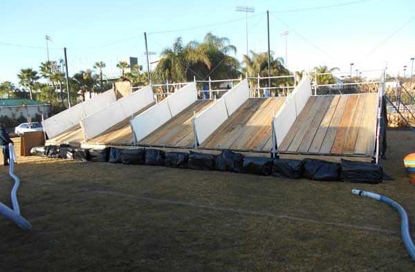 Snowslide Platforms