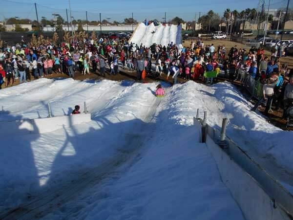 Special Venue Snow Party Providers
