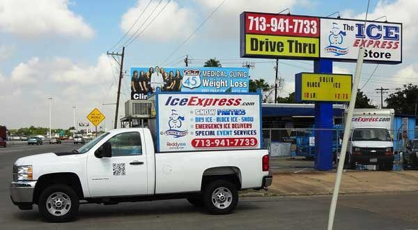Houston Local Ice Delivery Service