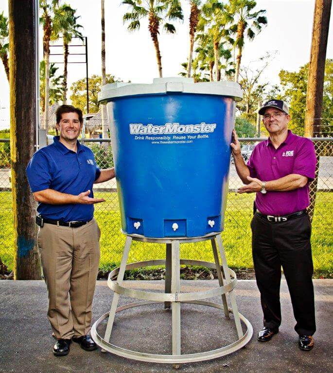 Event Drinking Water Station