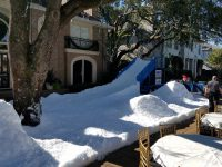 Houston Christmas Snow Party
