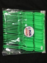 Houston Green Dry Ice Swizzle Sticks