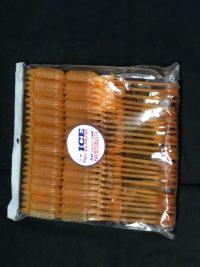 Houston Orange Dry Ice Swizzle Sticks