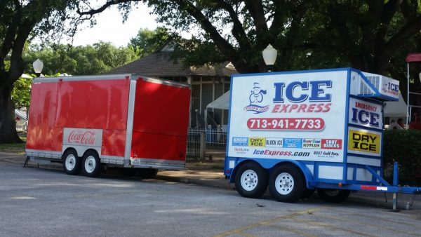 Ice Trailers For Events