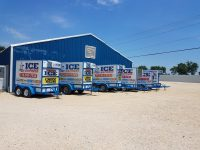 Mobile Ice Trailers to rent in Houston
