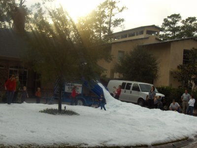 Snow Party Pictures North Houston