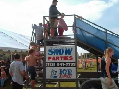 Snow Party Pictures