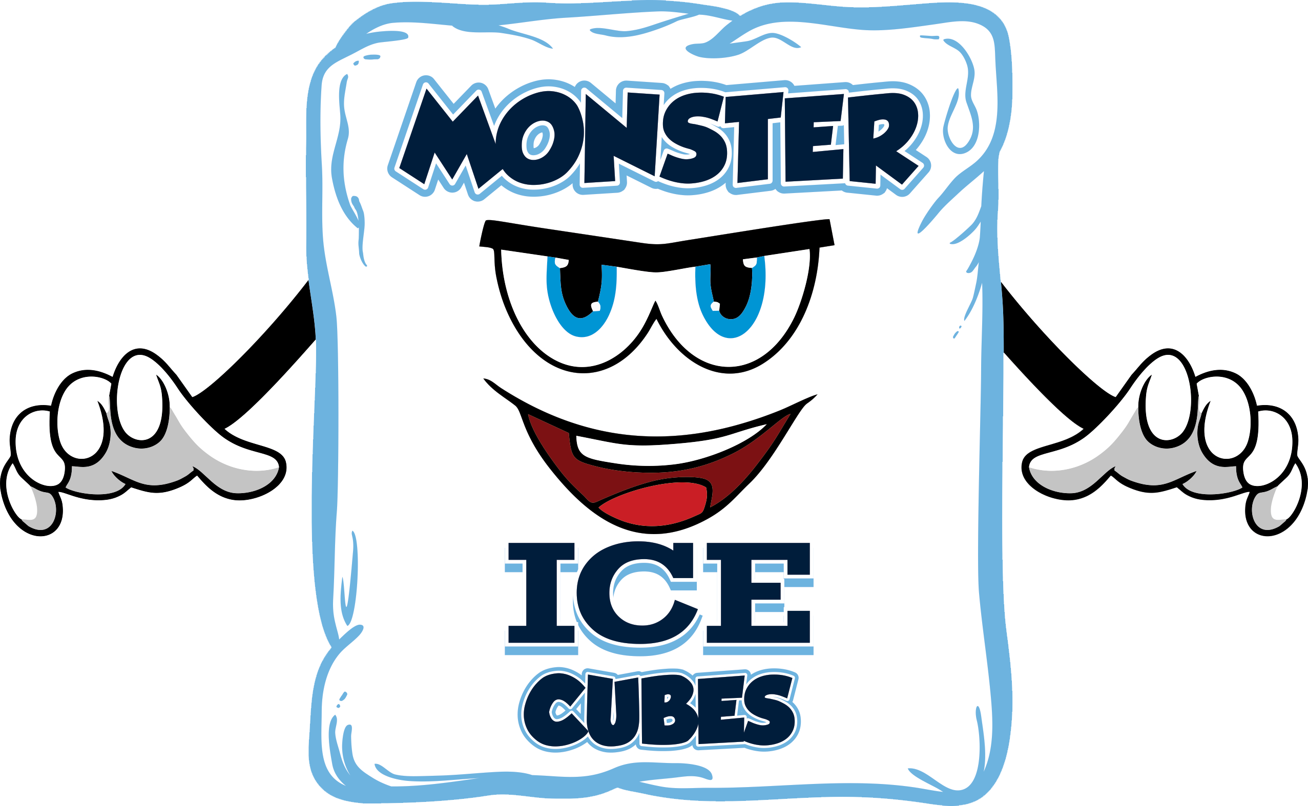 Monster Ice Cubes