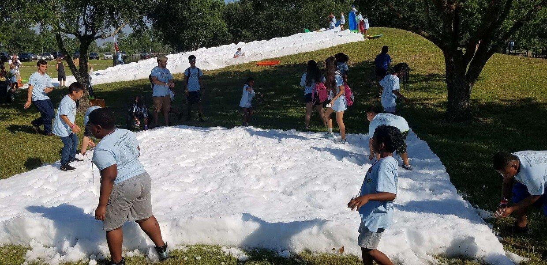 Snow Slides